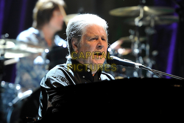 LONDON, ENGLAND - MAY 20: Brian Wilson performing at the London Palladium on May 20, 2016 in London, England.<br /> CAP/MAR<br /> &copy; Martin Harris/Capital Pictures
