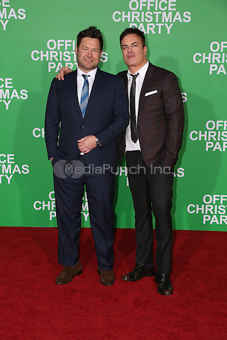 WESTWOOD, CA - DECEMBER 07: XXX arrives at the premiere of Paramount Pictures' 'Office Christmas Party' at Regency Village Theatre on December 7, 2016 in Westwood, California.  (Credit: Parisa Afsahi/MediaPunch).