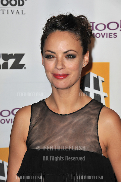 Bérénice Bejo at the 15th Annual Hollywood Film Awards Gala at the Beverly Hilton Hotel..October 24, 2011  Beverly Hills, CA.Picture: Paul Smith / Featureflash