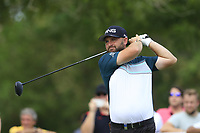 Andy Sullivan (ENG) on the 11th tee during the 3rd round of the DP World Tour Championship, Jumeirah Golf Estates, Dubai, United Arab Emirates. 17/11/2018<br /> Picture: Golffile | Fran Caffrey<br /> <br /> <br /> All photo usage must carry mandatory copyright credit (&copy; Golffile | Fran Caffrey)