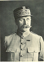1918 file photo - Petain