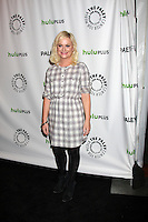 """LOS ANGELES - MAR 6:  Amy Poehler arrives at the """"Parks and Recreation"""" Panel at PaleyFest 2012 at the Saban Theater on March 6, 2012 in Los Angeles, CA"""