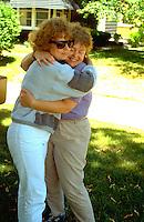 A wonderful hug.  Beaver Dam Wisconsin USA