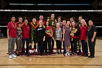Stanford Volleyball M vs Concordia, March 31, 2018