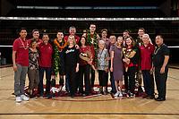 Stanford Volleyball M vs Concordia, March 31, 2018