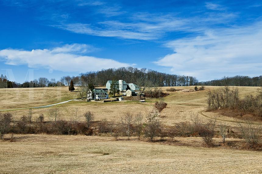 Rural scenic, Deleware, USA