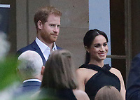 Duke And Duchess Of Sussex Visit Government House