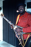 Albert King, Feb 1977