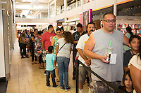 The Shops at Montebello Hispanic Heritage Month Event on October 11, 2015. (Photo: Taylor Lewis/ Guest of A Guest)