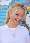 SANTA MONICA, CA. - March 14: Charlotte Ross attends the Make-A-Wish Foundation's Day of Fun hosted by Kevin & Steffiana James held at Santa Monica Pier on March 14, 2010 in Santa Monica, California.