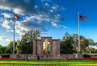 Second Division Memorial Washington DC