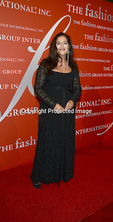 Angela Missoni attends the Fashion Group International's Night of Stars Gala on October 22, 2013 at Cipriani Wall Street in New York City.