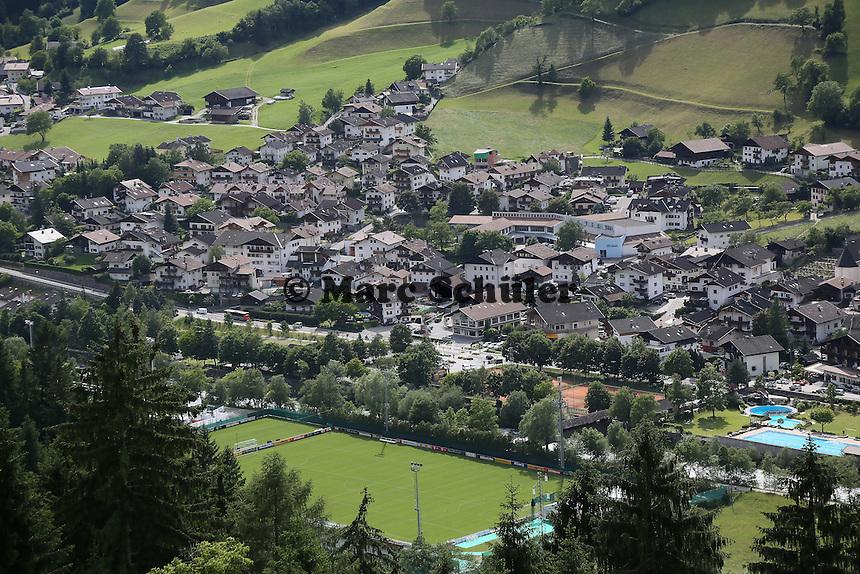 St Martin im Passeiertal - Testspiel der Deutschen Nationalmannschaft gegen die U20 im Rahmen der WM-Vorbereitung in St. Martin
