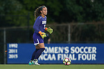 17 September 2016: Duke's EJ Proctor. The Duke University Blue Devils hosted the Boston College Eagles at Koskinen Stadium in Durham, North Carolina in a 2016 NCAA Division I Women's Soccer match. Duke won the game 3-2.