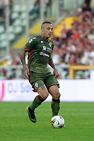 27th October 2019; Olympic Grande Torino Stadium, Turin, Piedmont, Italy; Serie A Football, Torino versus Cagliari; Radja Nainggolan of Cagliari on the ball - Editorial Use
