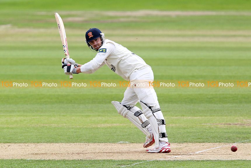 Jaik Mickleburgh in batting action for Essex - Essex CCC vs Glamorgan CCC - LV County Championship Division Two Cricket at the Essex County Ground, Chelmsford, Essex - 20/09/13 - MANDATORY CREDIT: Gavin Ellis/TGSPHOTO - Self billing applies where appropriate - 0845 094 6026 - contact@tgsphoto.co.uk - NO UNPAID USE