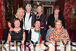 Markie Tarrant from Island of Geese, Tralee celebrating her Retirement from the Maternity Ward of Kerry General Hospital with friends at Cassidys on Friday. front l-r  Markie Tarrant, Liz Nolan, Josephine O'Dea, Back l-r  Philomena Brosnan, Maura Fitzgibbon, Siobhan Tye, Noreen McMahon.