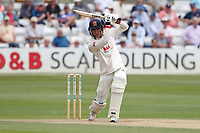 Daniel Lawrence in batting action for Essex during Essex CCC vs Warwickshire CCC, Specsavers County Championship Division 1 Cricket at The Cloudfm County Ground on 15th July 2019