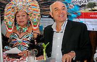 Querétaro, Qro. 18 de marzo de 2014.-  El municipio de Corregidora invitó a que este 21 y 22 de marzo se celebre el equinoccio de primavera en la priamide del Pueblito.<br /> Se estima una derrama económica de más de 2 millones de pesos y una afluencia de 5 mil personas por día. <br /> <br /> Foto: Rosa María Salinas/ Obture Press Agency.