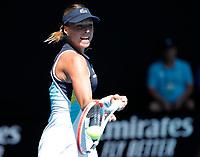 29th January 2020; Melbourne Park, Melbourne, Victoria, Australia; Australian Open Tennis, Day 10; Anett Kontaveit of Estonia during her match against Simona Halep of Romania