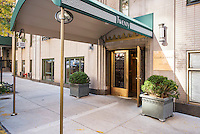 Entrance to 20 East 35th Street