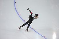 OLYMPICS: SOCHI: Adler Arena, 15-02-2014, Men's 1500m, Denny Morrison (CAN), ©photo Martin de Jong