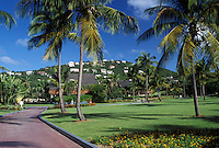 resort, hotel, St. John, U.S. Virgin Islands, Caribbean, USVI, The Westin Resort on Saint John Island.