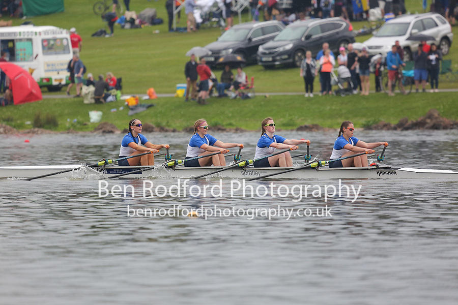 Race: 80 Event: W J16 4x- Final A <br /> <br /> Junior Inter Regional Regatta 2018<br /> <br /> To purchase this photo, or to see pricing information for Prints and Downloads, click the blue 'Add to Cart' button at the top-right of the page.