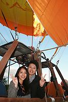 20190419 19 April Hot Air Balloon Cairns