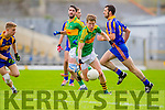 Stephen O'Brien South Kerry in Action against  Kenmare in the County Senior Football Semi Final at Fitzgerald Stadium Killarney on Sunday.