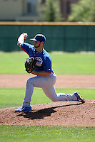 Craig Brooks - Chicago Cubs 2016 spring training (Bill Mitchell)