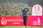 Nicole Broch Larsen of Denmark plays during the Pro-Am Tournament part of the World Ladies Championship 2016 on 09 March 2016 at Mission Hills Olazabal Golf Course in Dongguan, China. Photo by Victor Fraile / Power Sport Images