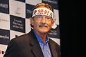 Jean-Paul Jaud, June 23, 2011, French Film Festival 2011 was held at Yurakucho Asahi Hall in Tokyo, Japan.