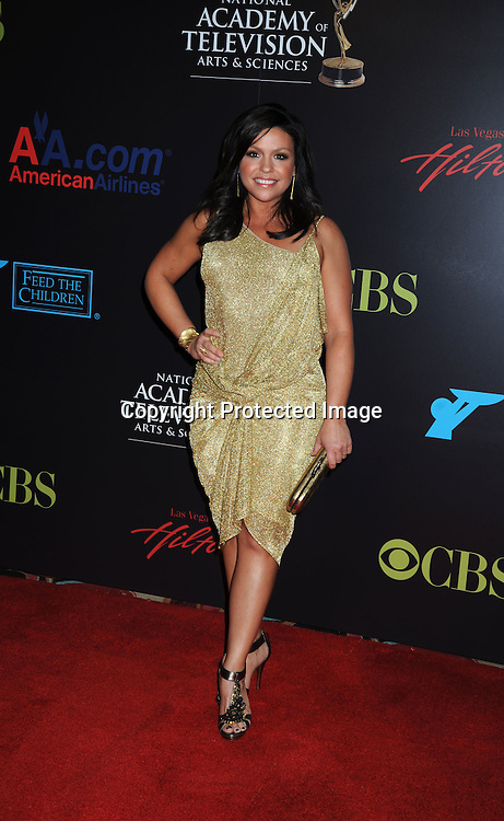 Rachael Ray  arriving to the 37th Annual Daytime Emmy Awards on June 27, 2010 .the Hilton in Las Vegas, Nevada.