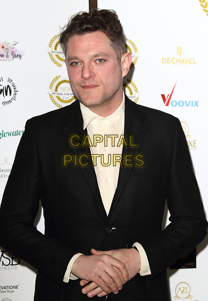 Matthew Horne at the National Film Awards at the Porchester Hall, London on  Wednesday 28 March 2018 <br /> CAP/ROS<br /> &copy;ROS/Capital Pictures