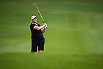 CHON BURI, THAILAND - FEBRUARY 17:  Caroline Hedwall of Sweden plays a shoot on the 17th hole during day two of the LPGA Thailand at Siam Country Club on February 17, 2012 in Chon Buri, Thailand.  Photo by Victor Fraile / The Power of Sport Images