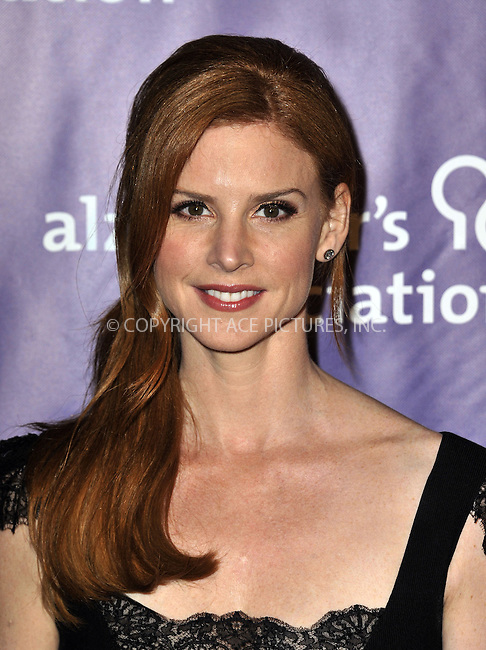 WWW.ACEPIXS.COM....March 20 2013, LA......Sarah Rafferty arriving at the 21st Annual 'A Night At Sardi's' to benefit the Alzheimer's Association at The Beverly Hilton Hotel on March 20, 2013 in Beverly Hills, California.....By Line: Peter West/ACE Pictures......ACE Pictures, Inc...tel: 646 769 0430..Email: info@acepixs.com..www.acepixs.com