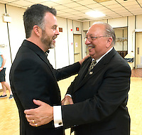 Progressive Conservative incumbent Bob Bailey,  NDP Brian White