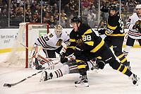 NHL 2016: Blackhawks vs Bruins MAR 03