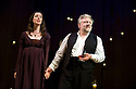 The Winter's Tale by William Shakespeare, The Bridge Project Production directed by Sam Mendes.With Rebecca Hall as Hermione,Simon Russell Beale as Leontes.Opens at The Old Vic  Theatre on 9/6/09.  Credit Geraint Lewis