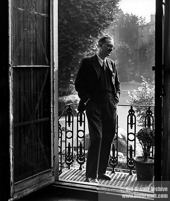 William Plomer, 1941