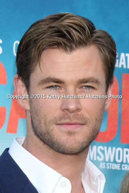"LOS ANGELES - JUL 27:  Chris Hemsworth at the ""Vacation"" Premiere at the Village Theater on July 27, 2015 in Westwood, CA"