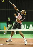 18-2-06, Netherlands, tennis, Rotterdam, ABNAMROWTT, Qualifying round, Arvind Parmar