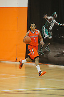 April 9, 2011 - Hampton, VA. USA;  Joe McDonald participates in the 2011 Elite Youth Basketball League at the Boo Williams Sports Complex. Photo/Andrew Shurtleff