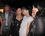 Boris Becker and Sharlely Becker with Shermine Shahrivar and Goga Ashkenazi..De Grisogno Party..2011 Cannes Film Festival..Eden Roc Restaurant at Hotel Du Cap..Cap D'Antibes, France..Tuesday, May 17, 2011..Photo By CelebrityVibe.com..To license this image please call (212) 410 5354; or.Email: CelebrityVibe@gmail.com ;.website: www.CelebrityVibe.com