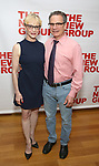 "Tracy Shayne and Peter Scolari attends the New Group World Premiere of ""The True"" on September 20, 2018 at The Green Fig Urban Eatery in New York City."