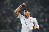 31.05.2012: Deutschland vs. Israel