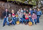The family at Avila Valley Barn in Avila Valley, San Luis Obispo County, California