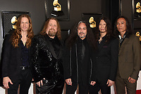 LOS ANGELES - JAN 26:  Death Angel at the 62nd Grammy Awards at the Staples Center on January 26, 2020 in Los Angeles, CA