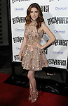 Anna Kendrick at the Pitch Perfect Los Angeles Premiere, held at the Arclight September 24, 2012.
